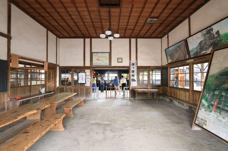 九州旅客鉄道肥薩線の大隅横川駅の写真
