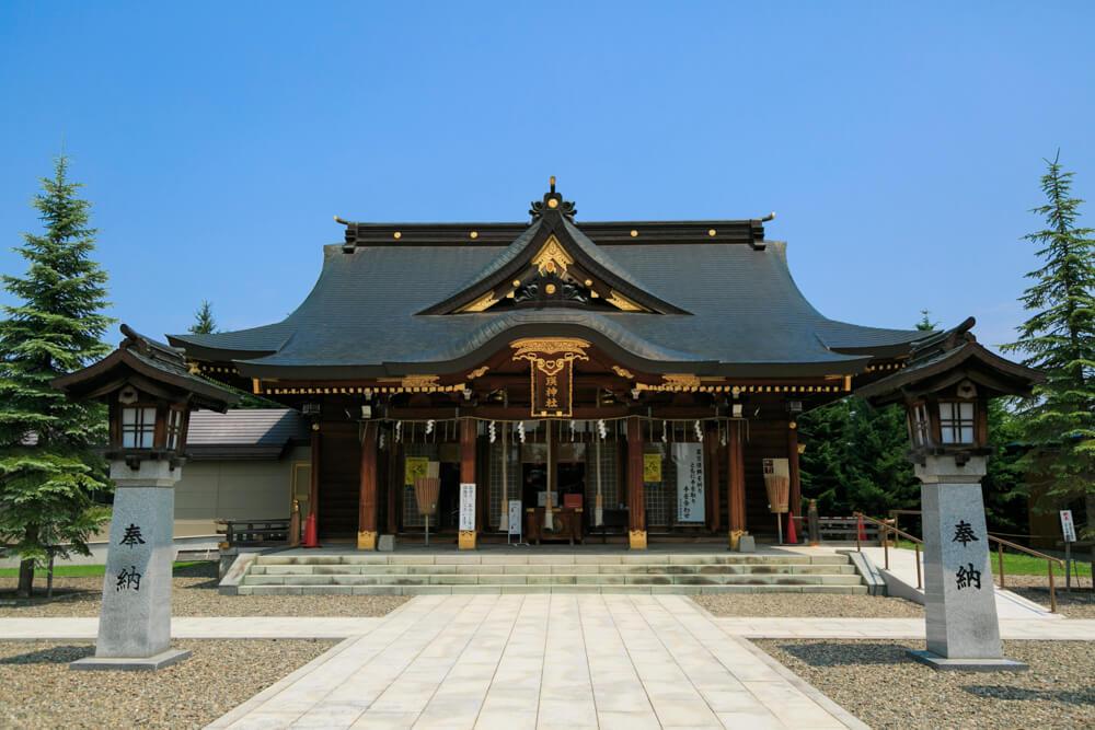 美瑛神社の写真