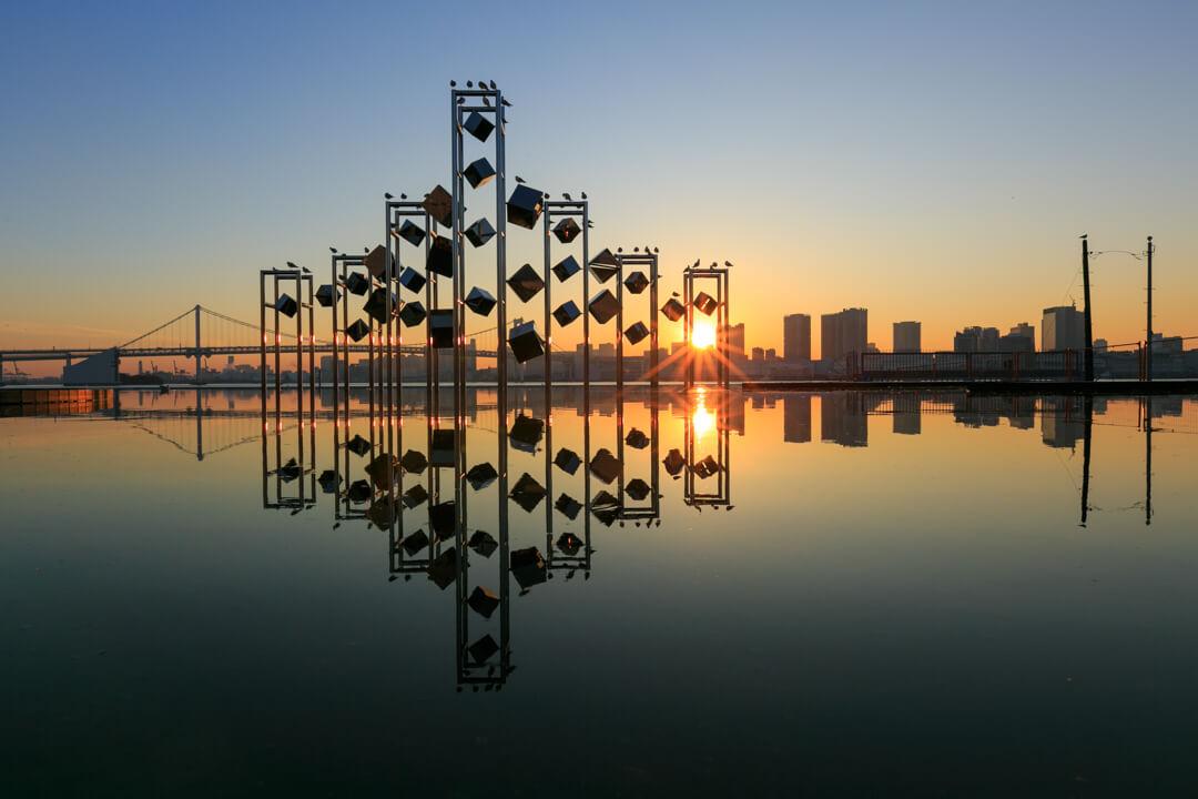 おすすめの夕日撮影スポット