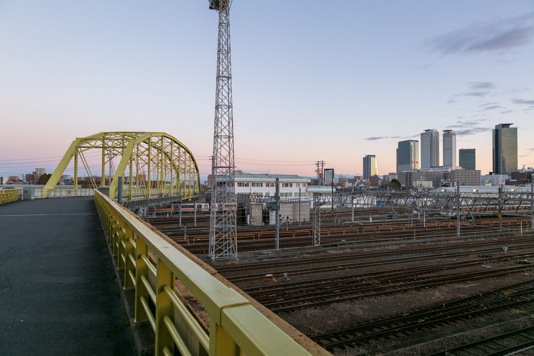 向野橋の写真