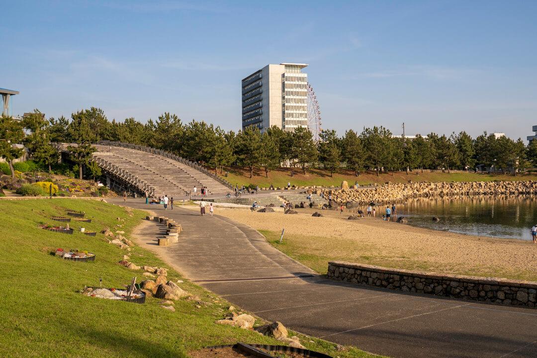 りんくう公園の写真