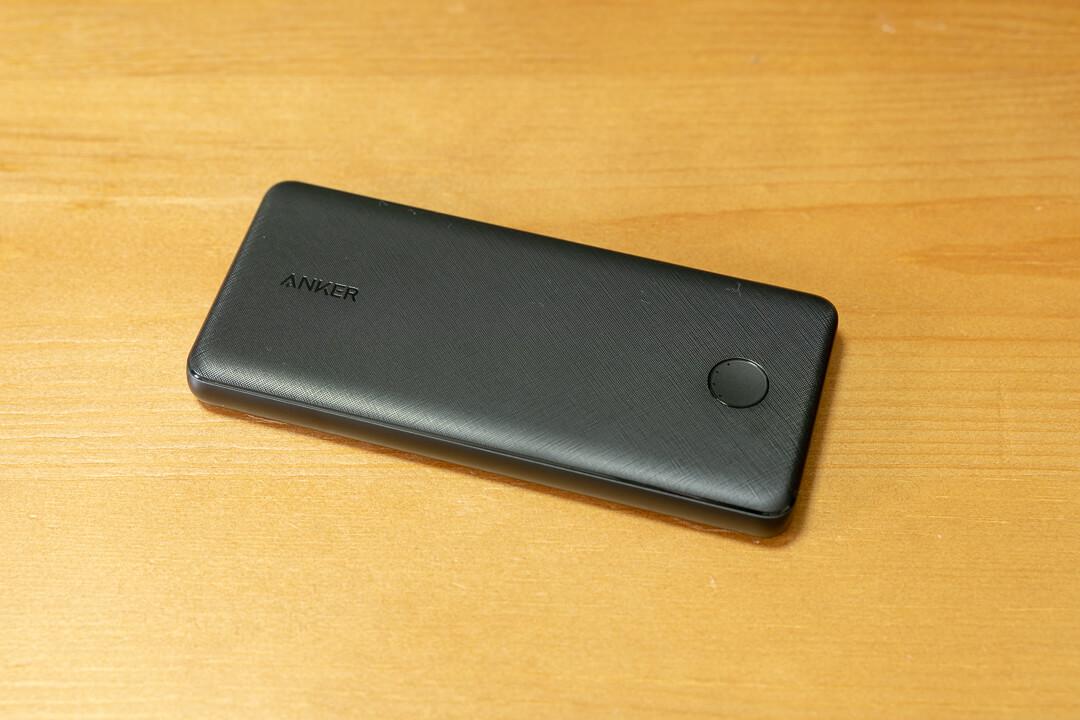 モバイルバッテリー Anker PowerCore Slim 10000 PD
