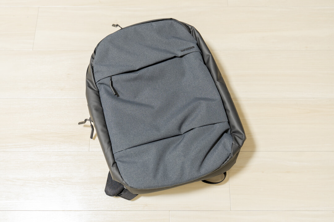 Incase(インケース) City Collection Compact Backpackの外観