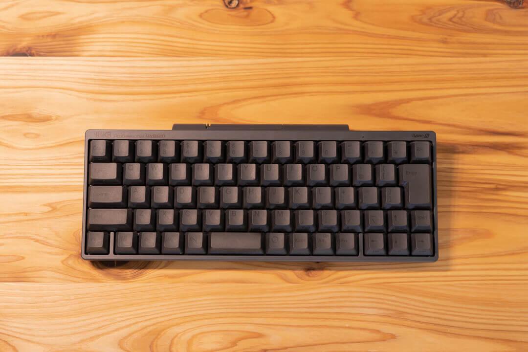高級キーボードHHKB Professional HYBRID Type-S
