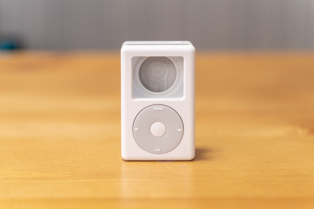 elago W6 stand for apple watch本体の写真