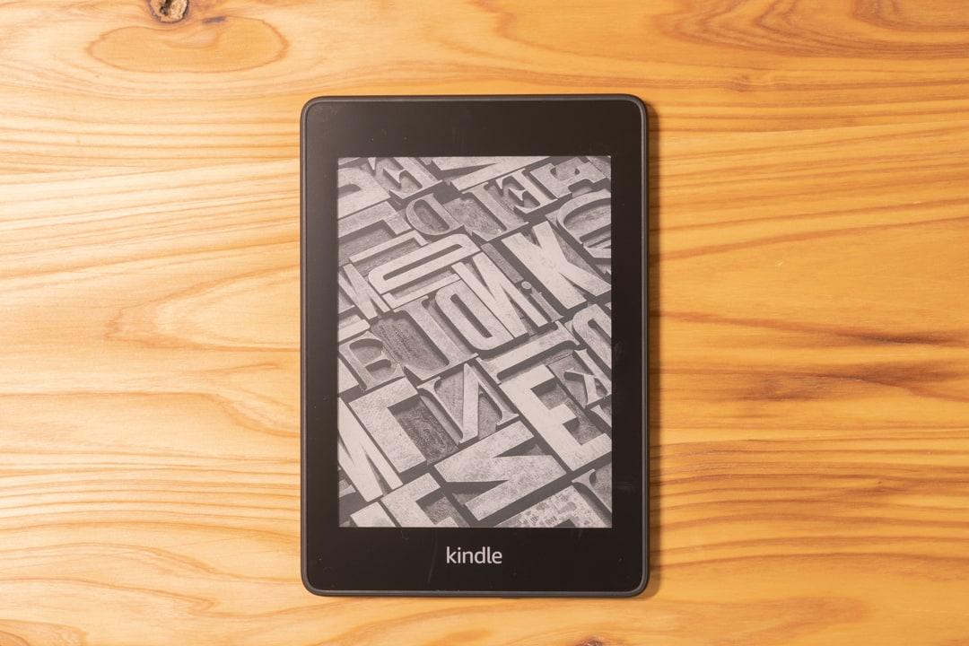 Kindle端末