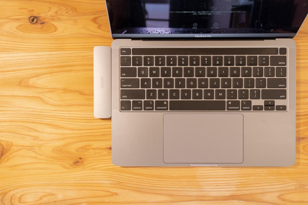 直挿型USB-Cハブ