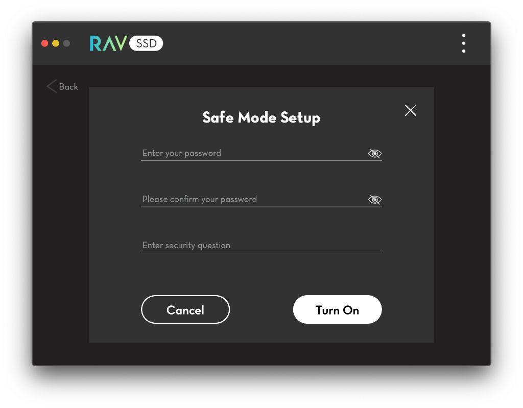 RAVPower RP-UM003はセキュリティロックもかけられる