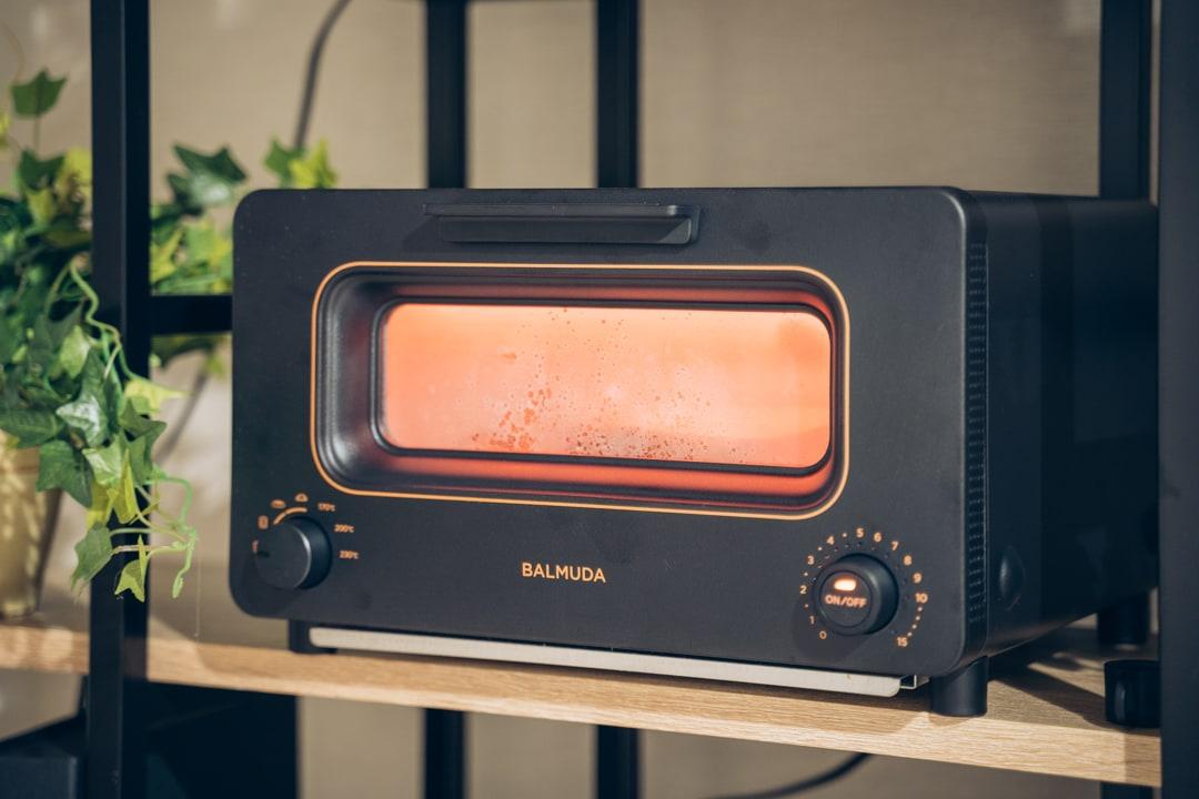 バルミューダトースターで温め直したコロッケ