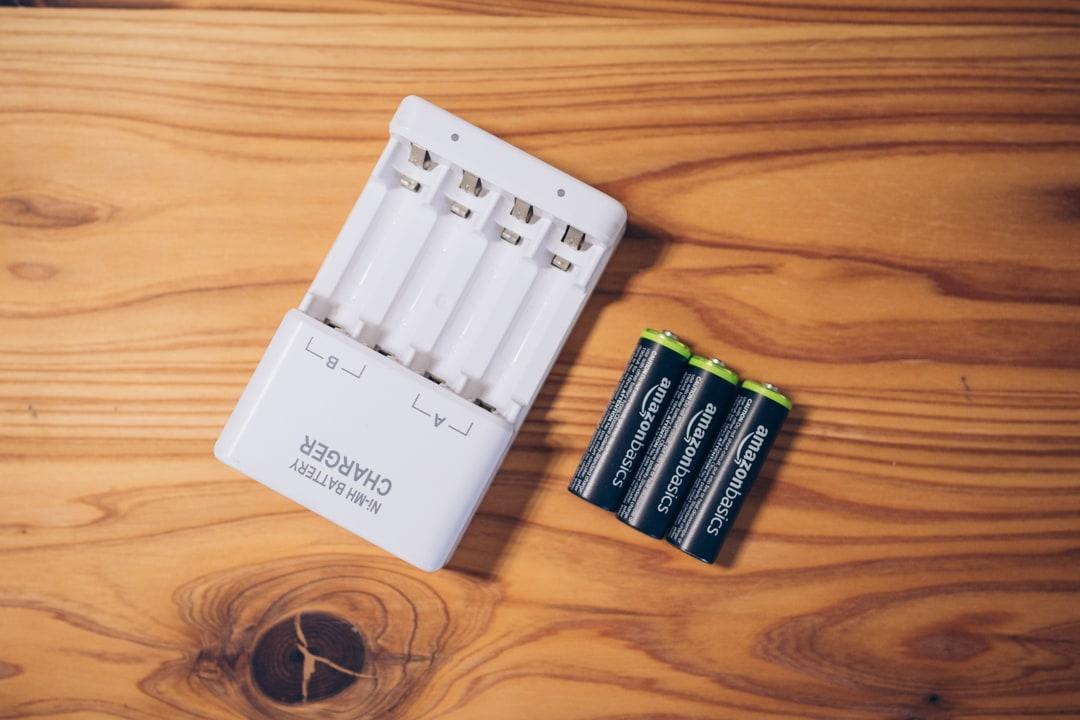 Amazonの単三電池