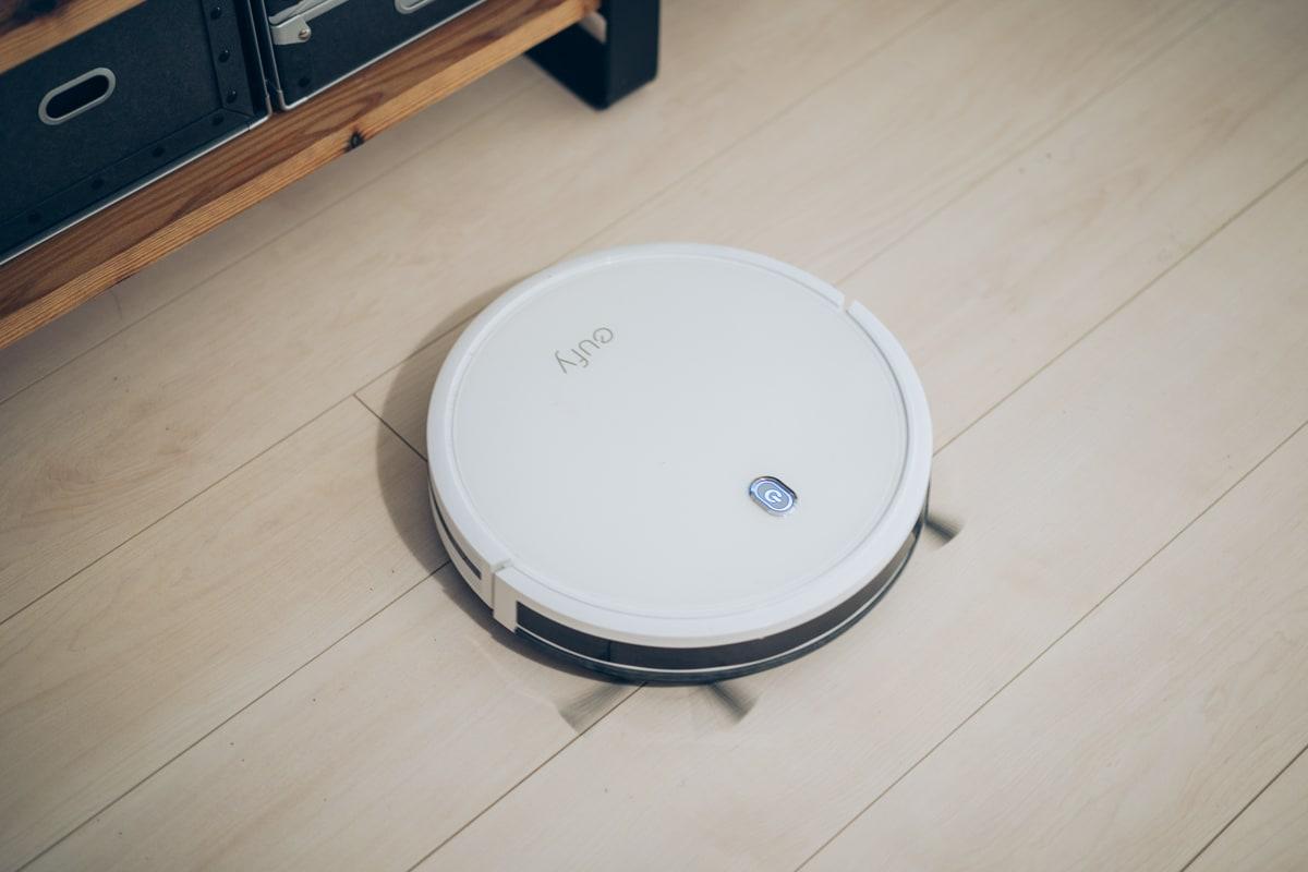 eufy robovac 11s(ロボット掃除機)