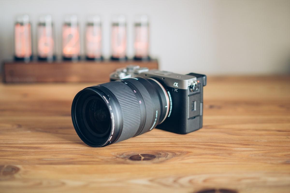 TAMRON 17-28mm F/2.8 Di III RXD (Model A046)