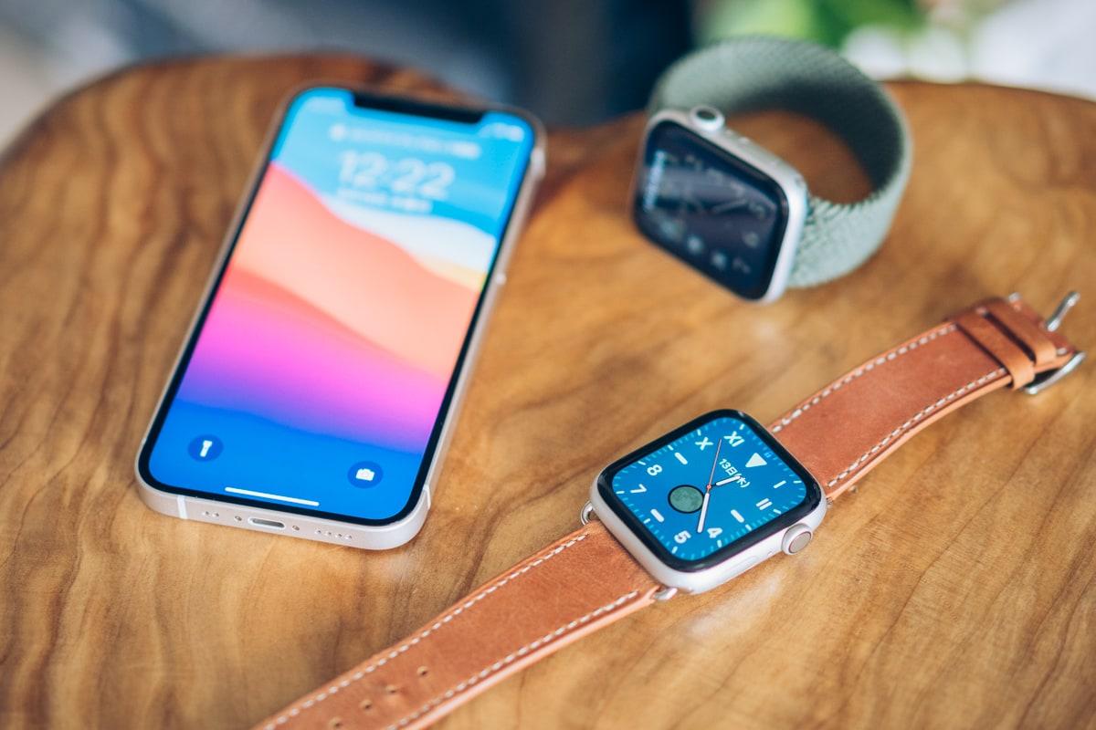 Apple Watch6・Apple WatchSE