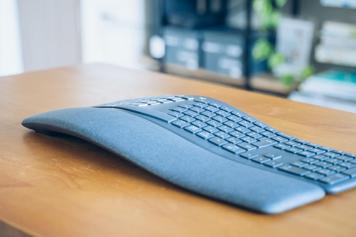 エルゴノミックキーボード ERGO K860