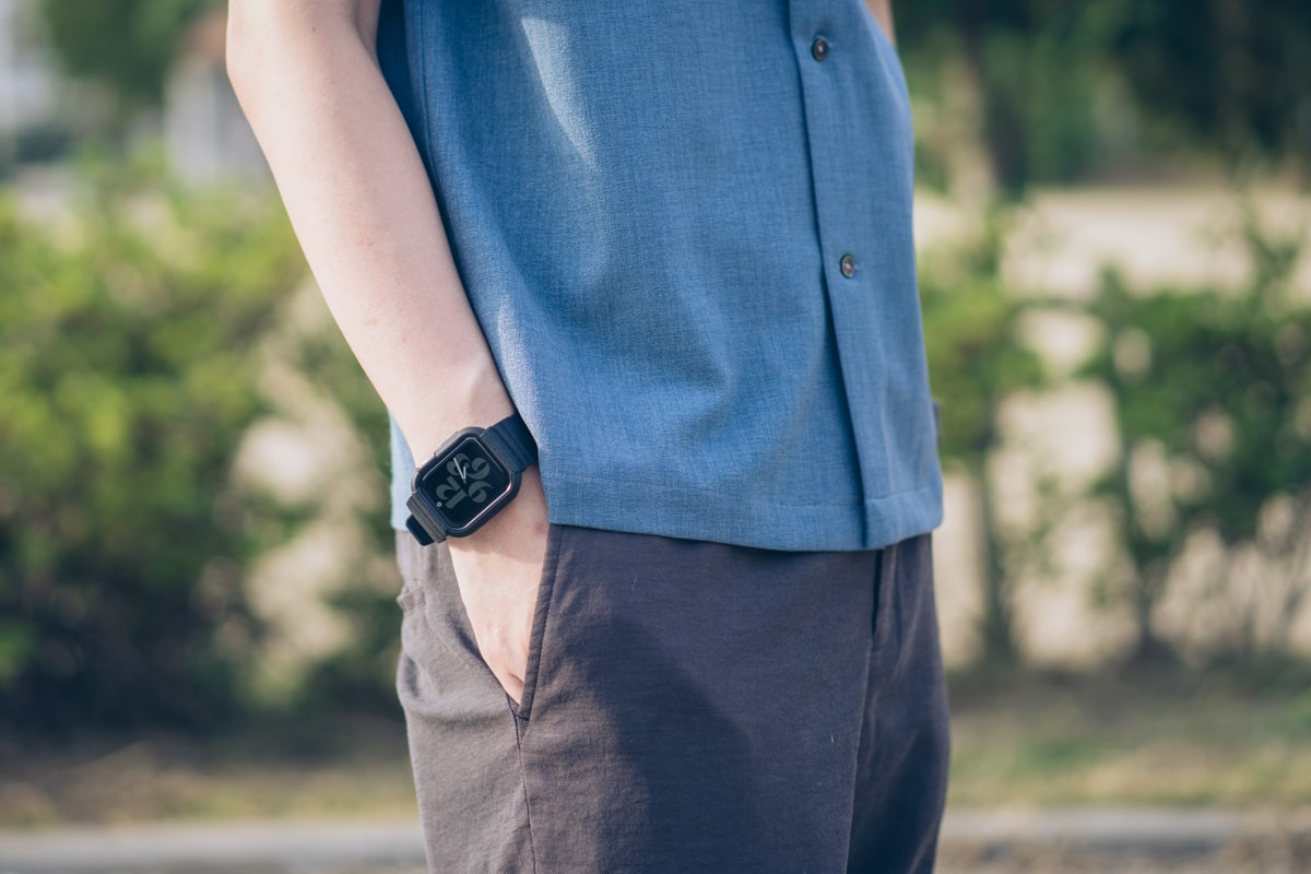 常時点灯対応のApple Watch 6